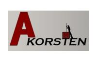 Logo - A-KORSTEN OÜ korstnapühkija Harjumaal