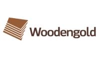 Logo -  SAARE PÕRAND OÜ Woodengold puitparkett, põrandalauad