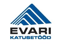Logo - EVARI EHITUS OÜ kaasaegsed lamekatused
