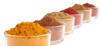 KURKUM'il põhinev maitsetaimede ja ürtide segu TURMERIX