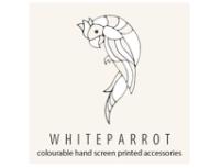 WHITEPARROT mustrilised tekstiilid, kotid, pinalid
