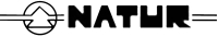 NATUR OÜ söögilaua toolid, puittoolid eritellimusel logo