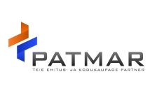 Logo - PATMAR.EE building materials, furniture