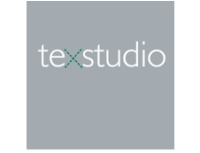 Logo - TEXSTUDIO OÜ Design OÜ curtains design, wallpapers, carpets