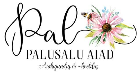 Logo - Palusalu Aiad OÜ отороды озеленение