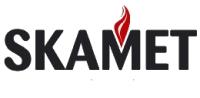 Logo - SKAMET OÜ puuküttega saunaahjud, veemahutid, suitsutorud