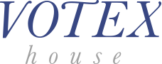 Logo - Votex House OÜ Kõrgkvaliteetne voodipesu Eesti tootjalt!