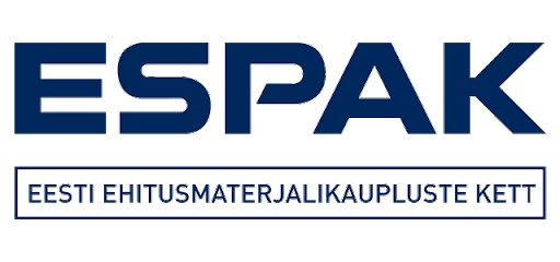 Logo - ESPAK AS rakennusmateriaalit