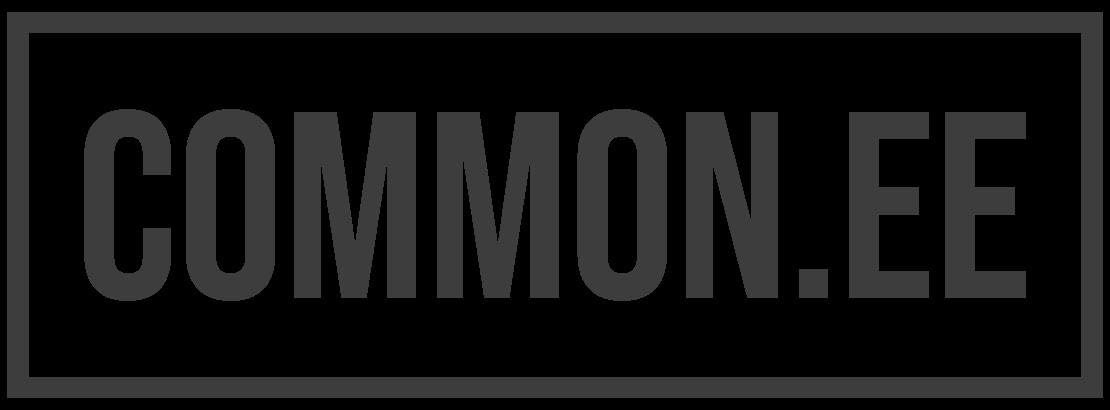 Logo - COMMON furniture e-store