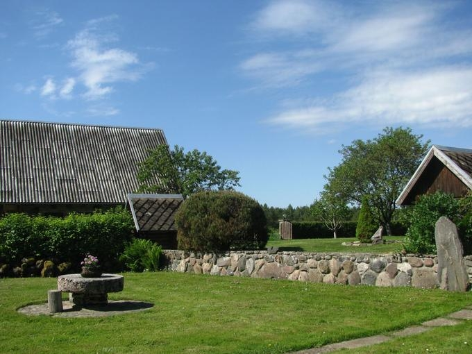 Kuivaveski talu Maerus