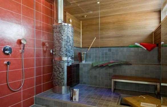 Italia Talo - saun
