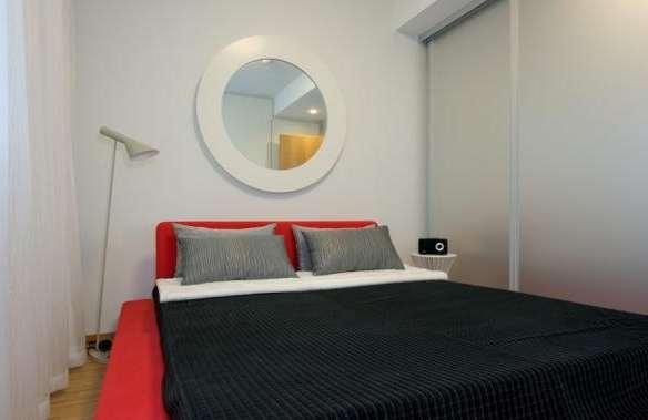 Italia Talo - magamistuba