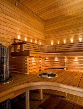 Omatalo Lehtorinne -saun