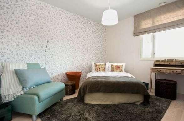 Omatalo Lehtorinne - magamistuba