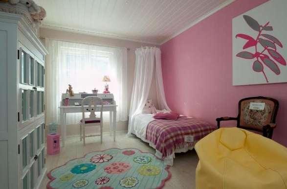 Pikku Pietari - tüdruku tuba