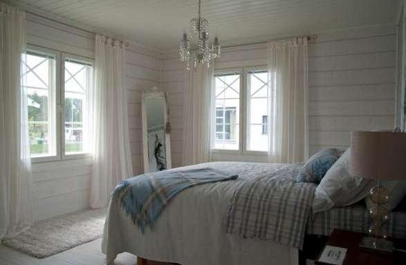 Pikku Pietari - magamistuba