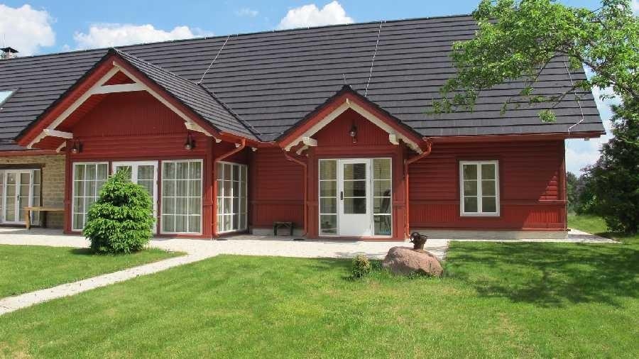 Maakodude hulgast tunnistati kaunimaks Kriste Mägi Juhani talu, Madise külas, Padise vallas. (Harju Maavalitsus)