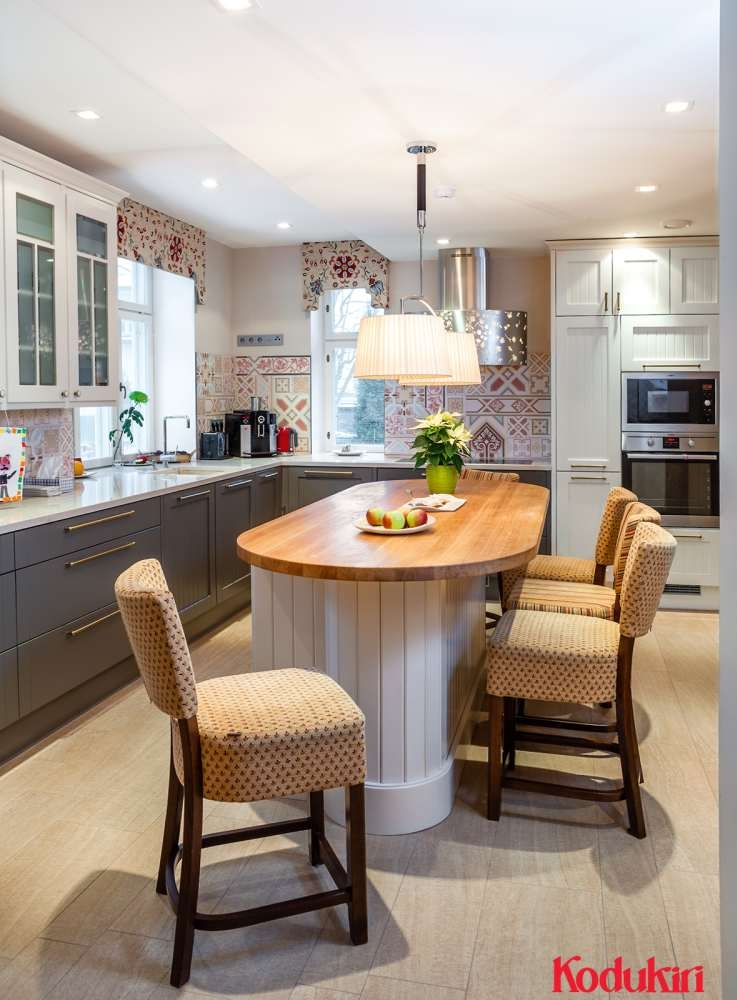 Kodukonkursi köögi -ja valguslahenduse võitja
