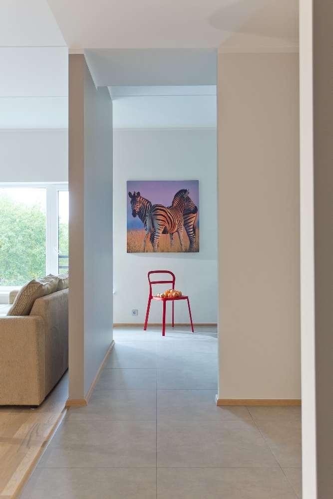 Modernses stiilis näidiskorter Tartus Tammelinnas