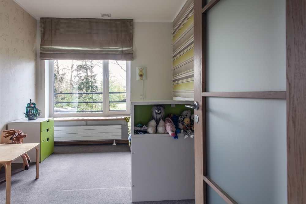 Unistuste kodu kolme lapsega perele Tartumaal