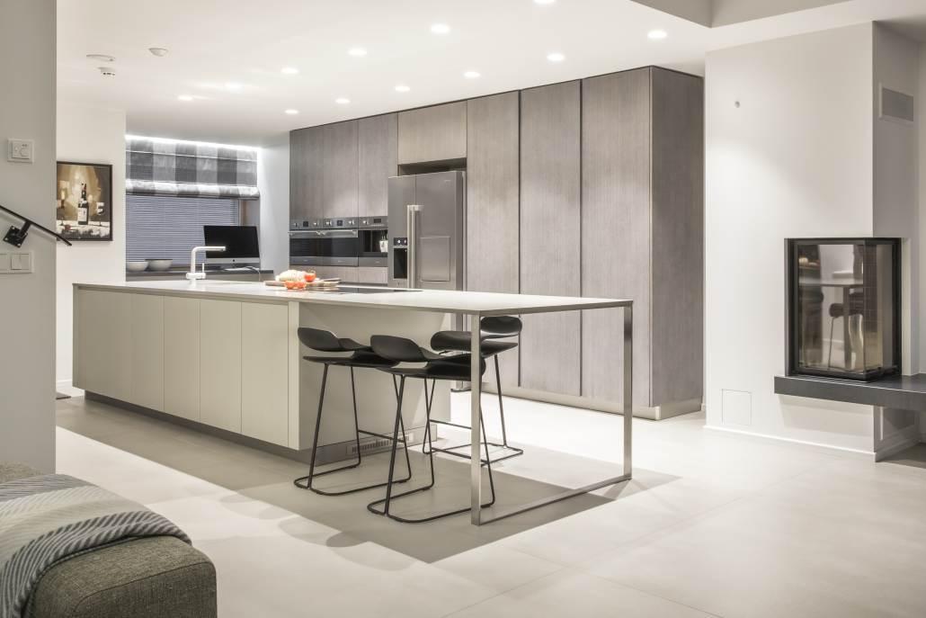 Stiilipuhas hall köök