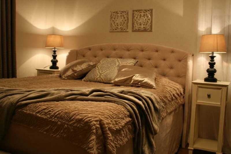 Mõnusalt soe ja rahulik magamistuba Viljandis