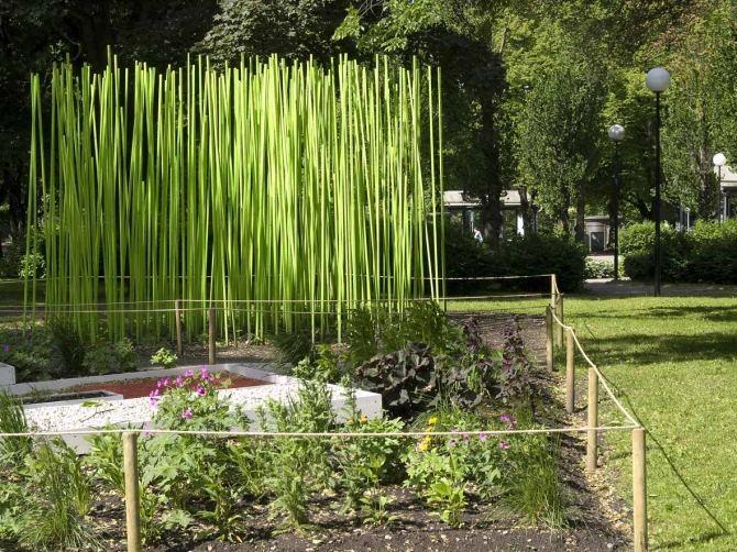 """Inspiratsiooni aiakujunduseks """"Feng shui aias"""" ja """"Valgus ja värv"""""""