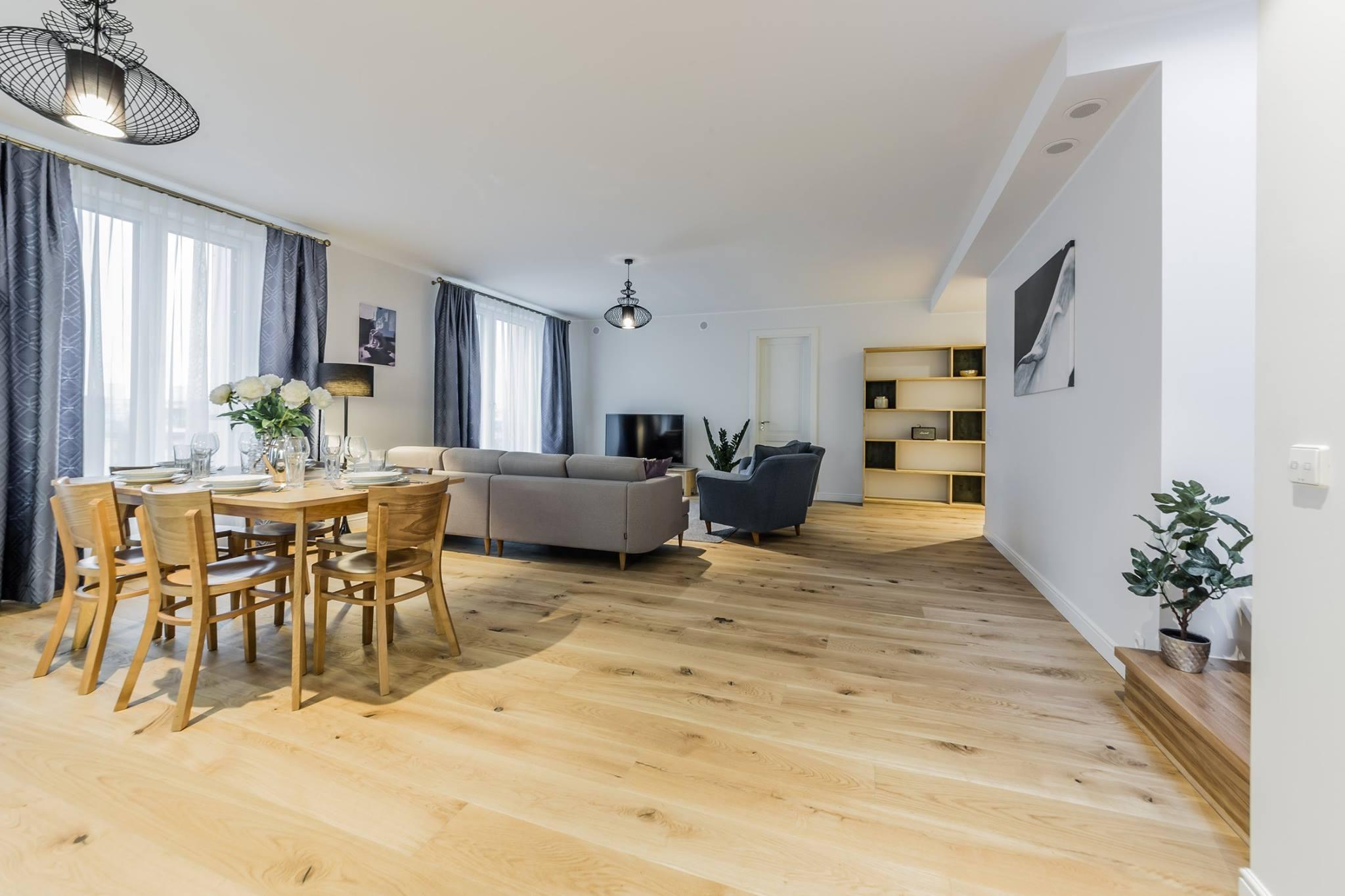Kaunis skandinaavialik minimalism