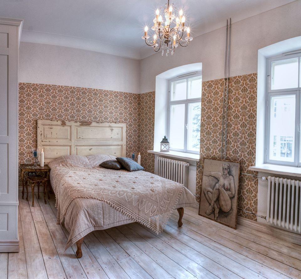 Hubane vintage korter Tartu vanalinnas