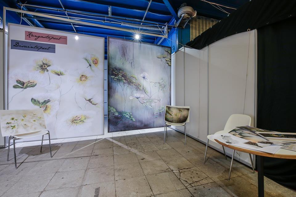 Disainilaat Eesti Näituste messikeskuses