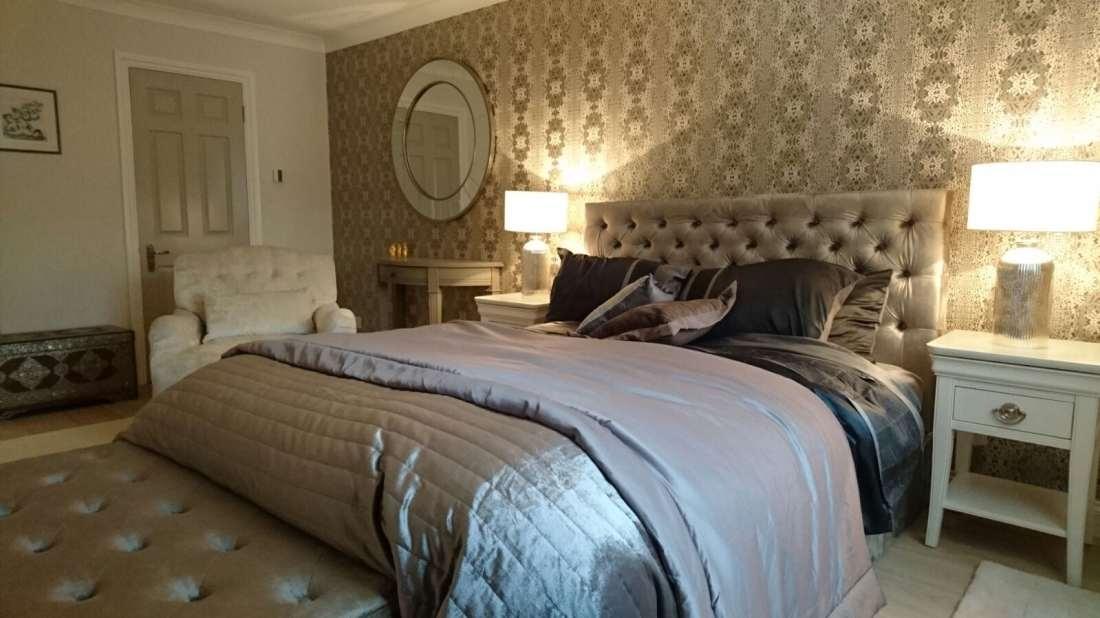 Maitsekalt sisustatud klassikalises võtmes korter Londoni äärelinnas