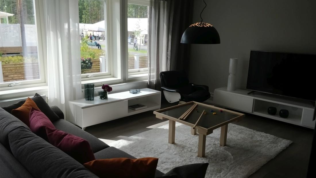 Muljeid Soome elamumessilt Mikkelis