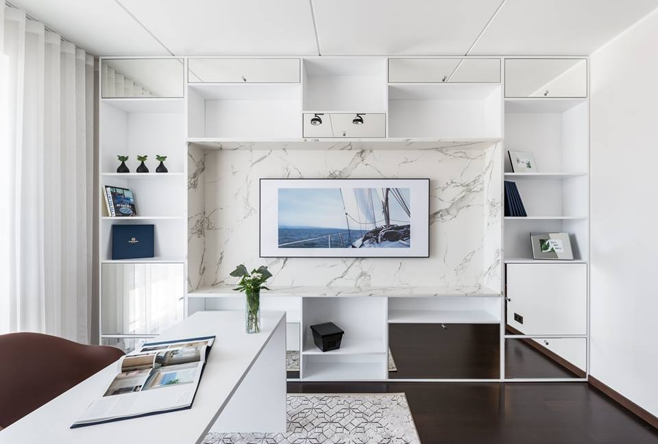 Luksuslik näidiskodu mereäärseimas Tallinna elukvartalis Noblessner