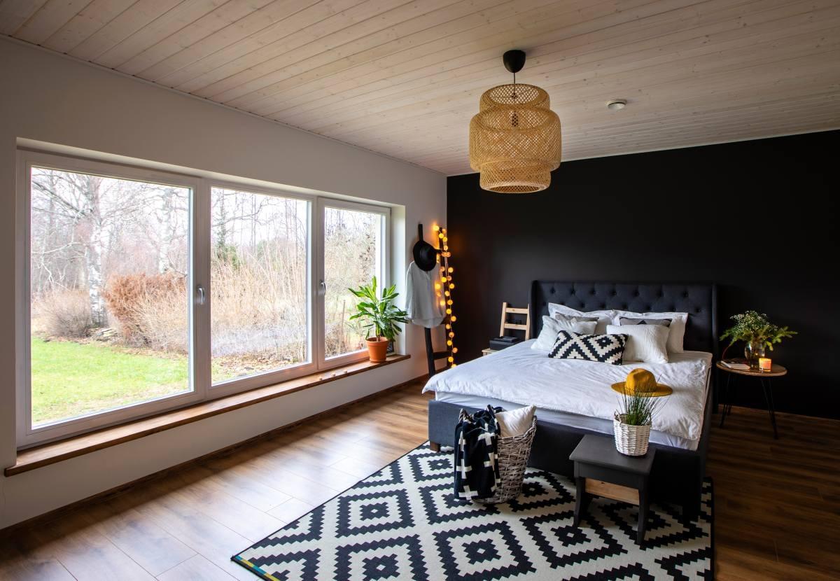 Merlin Miido ja Ardi Oja kodu (magamistuba)