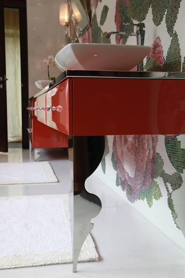 Art Deco stiilis vannituba
