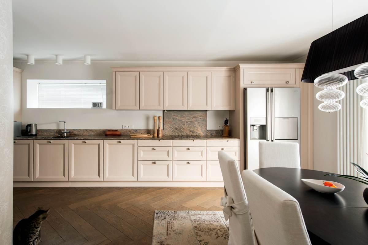 Stiilne klassikaline köök - Aet Piel Disain