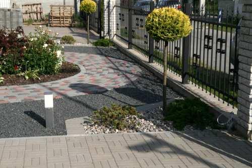 Maint Haljastuse aiakujundus