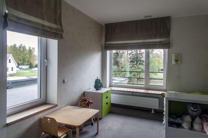 Väikese poisi tuba