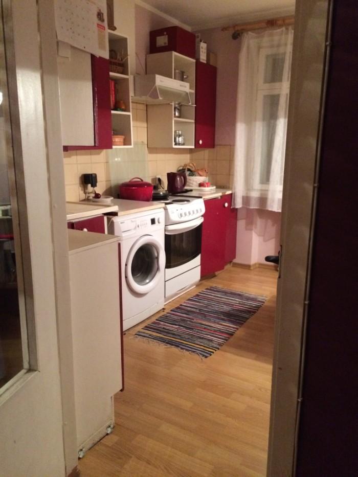 Köök enne remonti