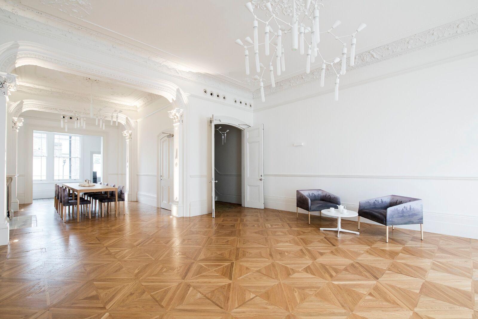Rekonstrueerimise ja ajaloolise interjööri renoveerimise preemia – Eesti Vabariigi suursaatkond Londonis