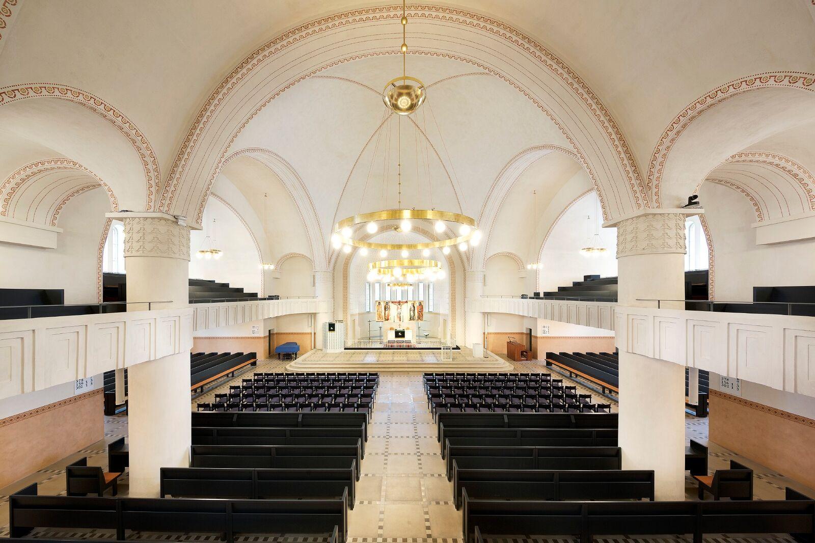 Tartu Pauluse kiriku restaureerimisprojekt