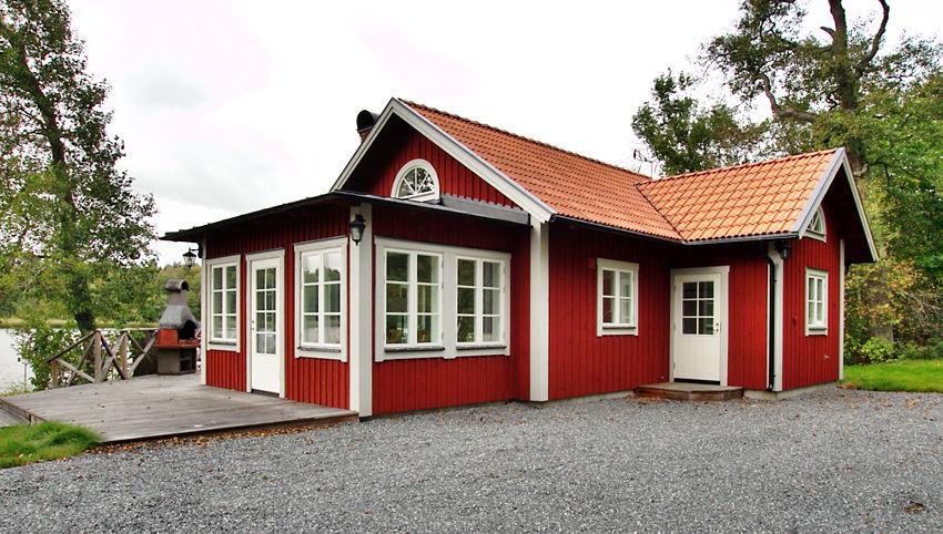 Rootsi punane fassaad