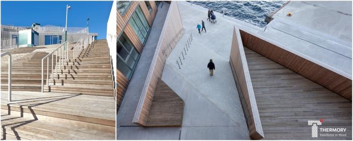 Termopuit välitingimustes + The Waterfront, Stavanger, Norra – AART Arhitektid