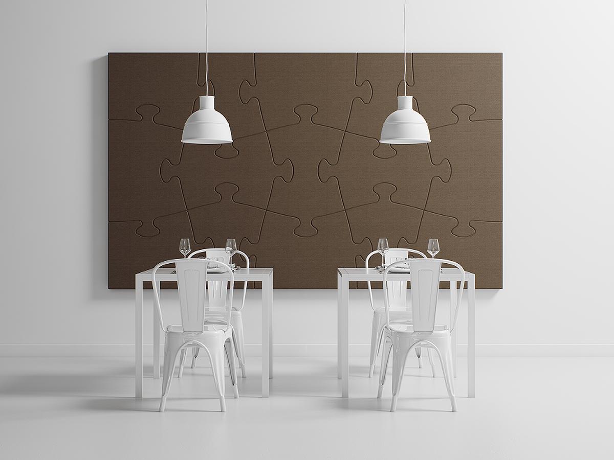 Helisummutusega seinapaneelid