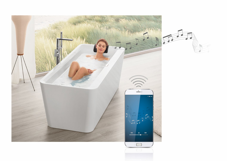 Nutilahendused vannitoas