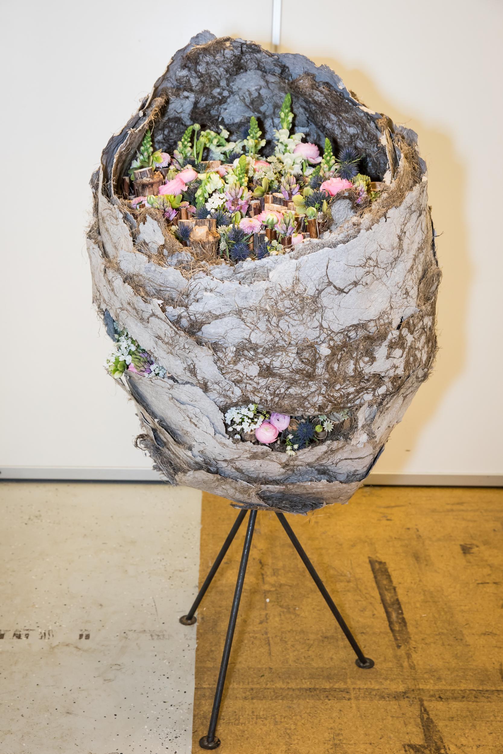 floristika võistlustööde näitus