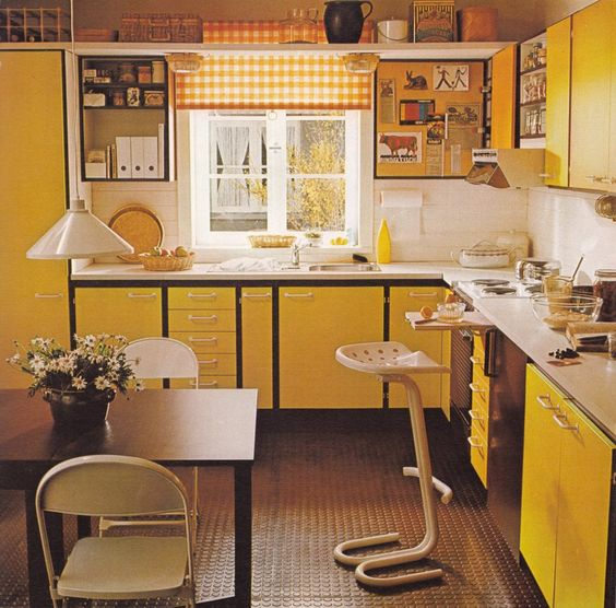 Moodne kodu aastal 1970