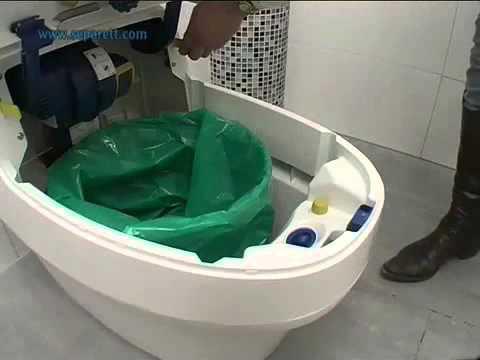 WC jäätmete kogumisnõu