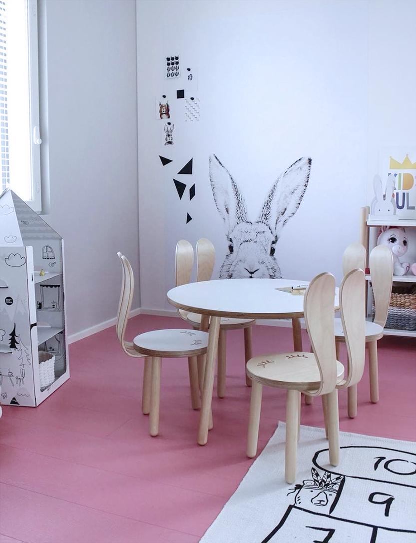 Tüdruku tuba - (EK for kids), Pori elamumess 2018, foto: Sirkka-Liisa Hietaniemi