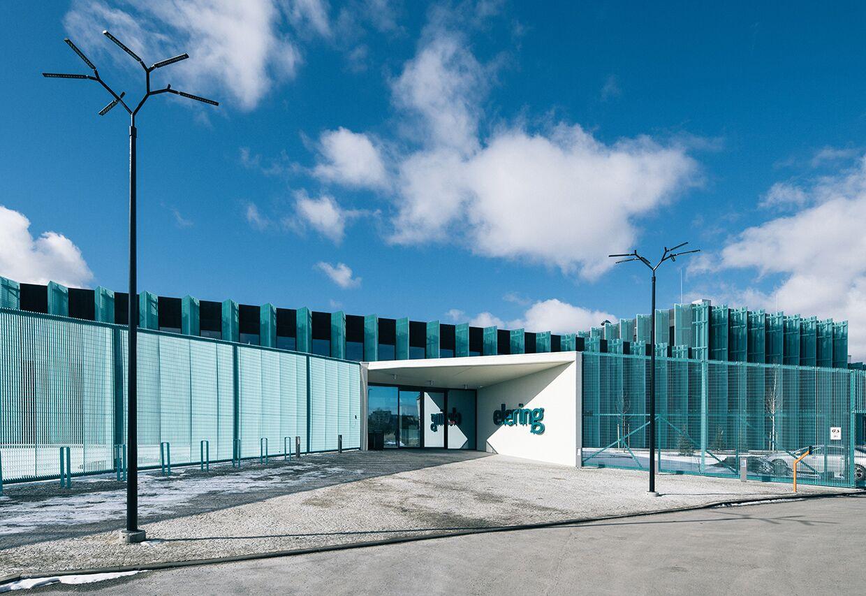 ELERINGI PEAHOONE / autor Karli Luik, arhitektid Martin McLean ja Kaidi Poobus-Sopp.